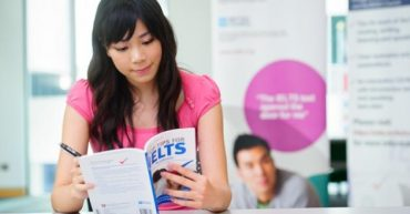 IELTS Reading test
