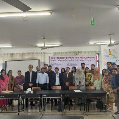 Seminar pics in CTG