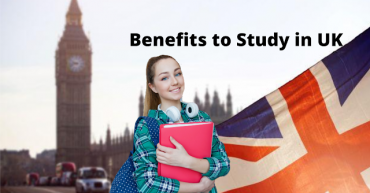 Benefits to Study in UK