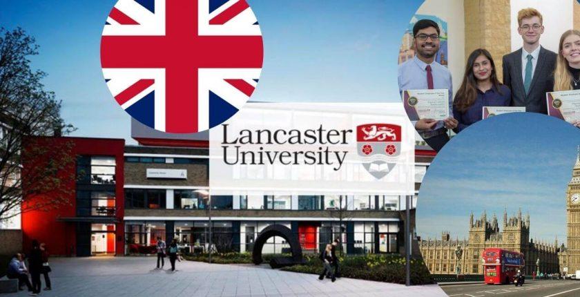Study at Lancaster University