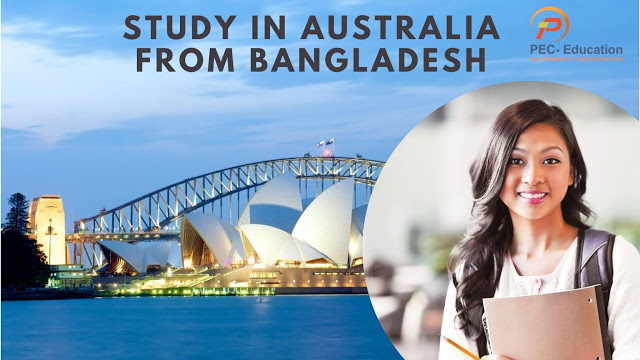 study in Australia from Bangladesh